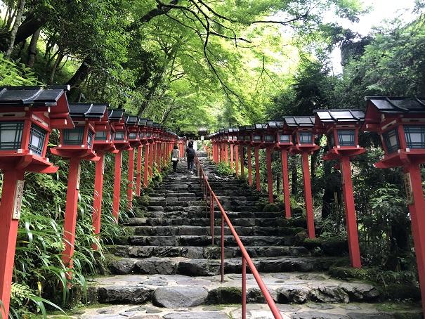 貴船神社のアクセス