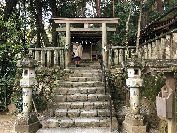 石上神宮 天神社
