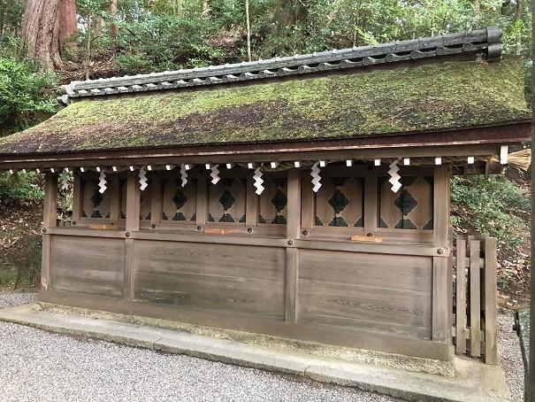 石上神宮 七座社