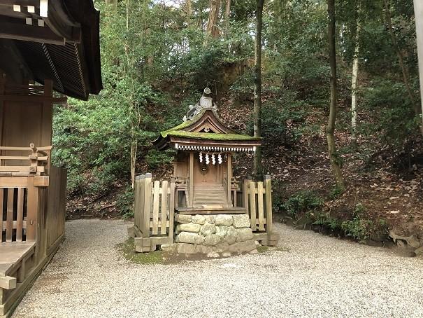 石上神宮 猿田彦神社