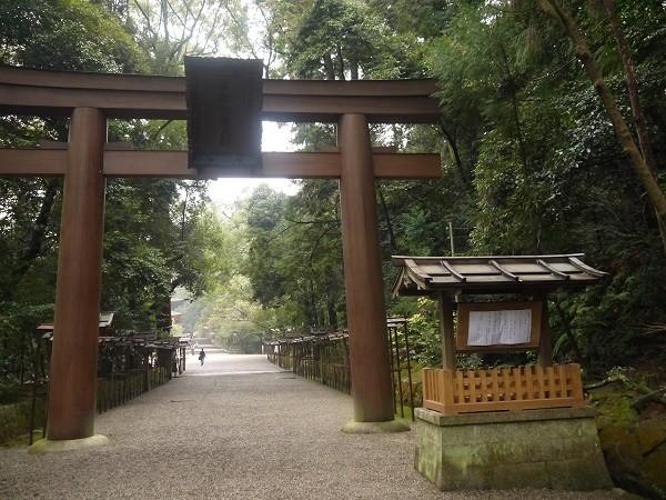 石上神宮 聖徳太子も感じた奈良のパワースポット神社 鳥居