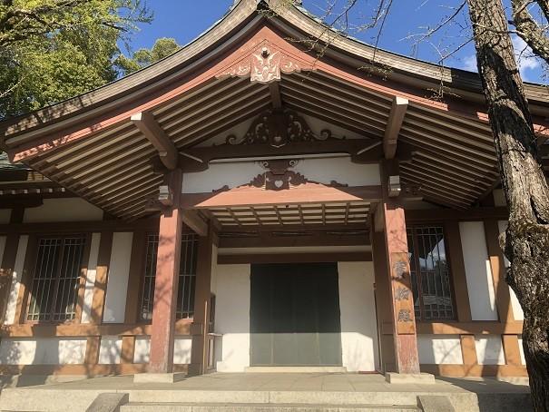 多田神社 宝物殿