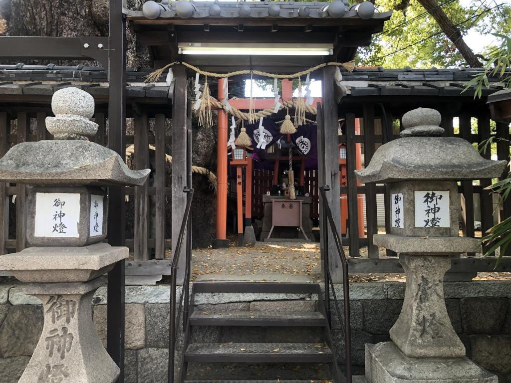 三島神社境内社