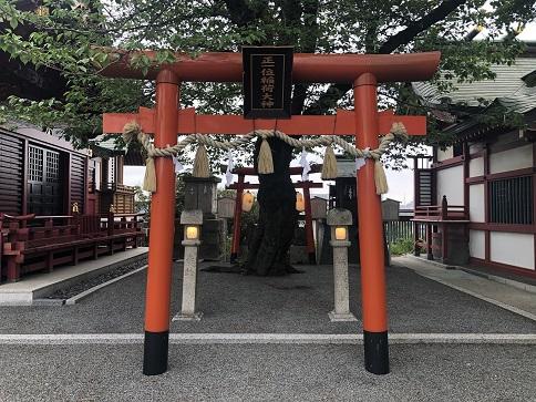 稲荷神社 篠崎八幡神社