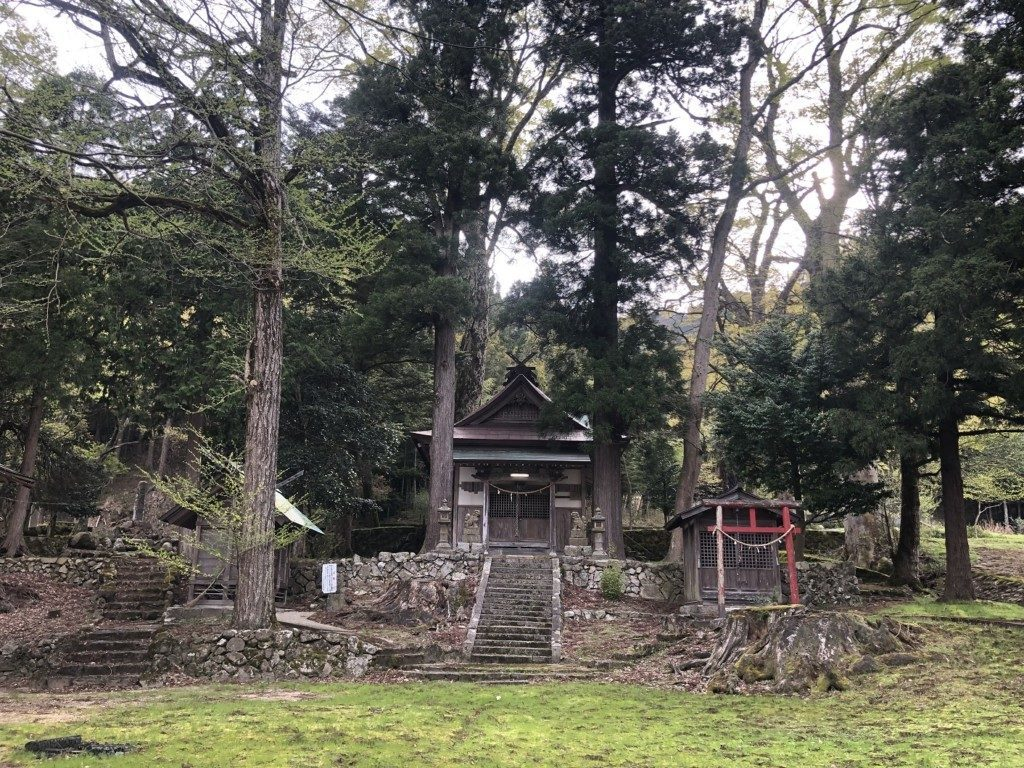 久畑一宮神社の雰囲気