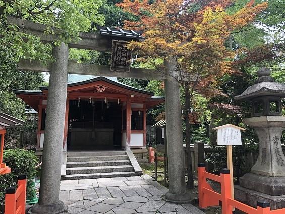 八坂神社 太田社
