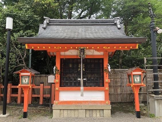 八坂神社 大年社