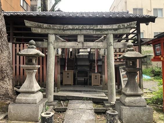 安井金比羅宮 安井神社