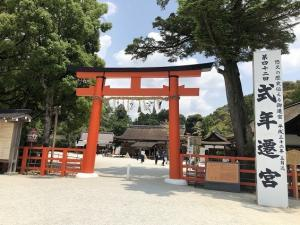 上賀茂神社(かみがもじんじゃ)