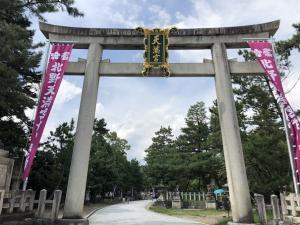 日本の天満宮の総本社『北野天満宮』 京都市上京区
