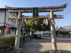 キティちゃんが人気の初の天満宮「吉祥院天満宮」 京都市南区