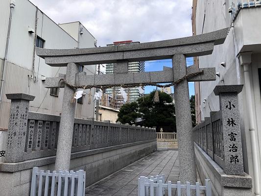 今宮戎神社のアクセス