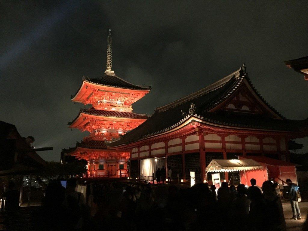 清水寺拝殿