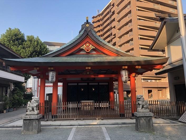 神津神社 十三戎