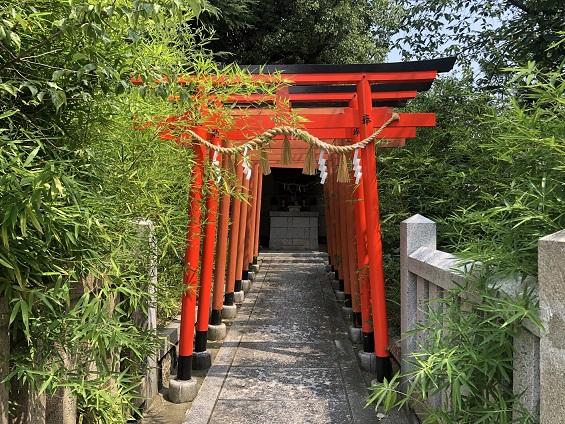 道開き芸能神社