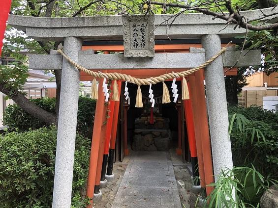 天乃神社の境内社(摂社・末社)