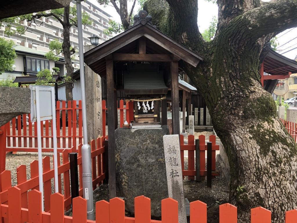 鶴見神社福龍社