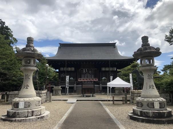 勝ちまくれる最強パワースポット「乃木神社」