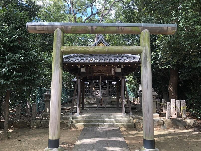 御香宮神社大神宮