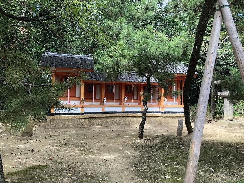 御香宮神社六社