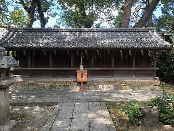 藤森神社 七宮社
