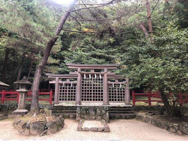 桧原神社(境外摂社)大神神社