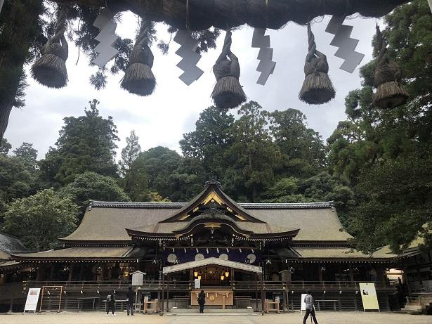 大神神社社殿