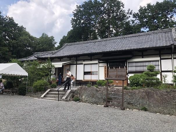 建勲神社 社務所