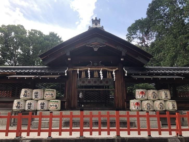 建勲神社 本殿