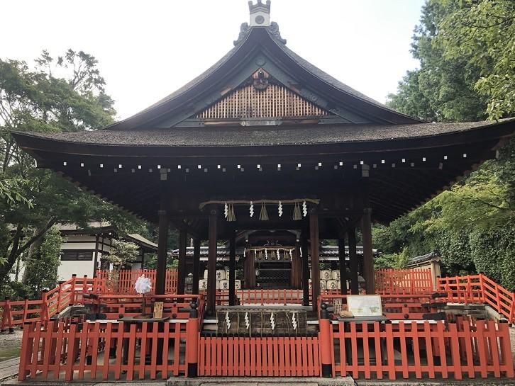 建勲神社 拝殿