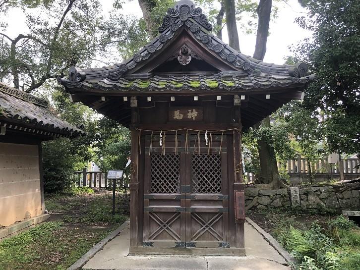 今宮神社 神馬舎