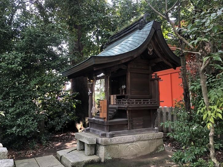 今宮神社 宗像社