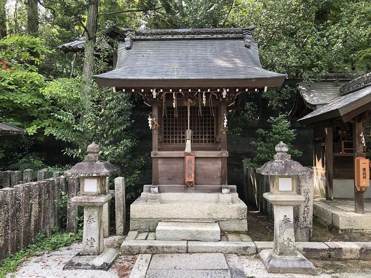 今宮神社 日吉社