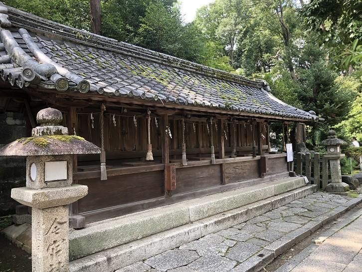 今宮神社 八社