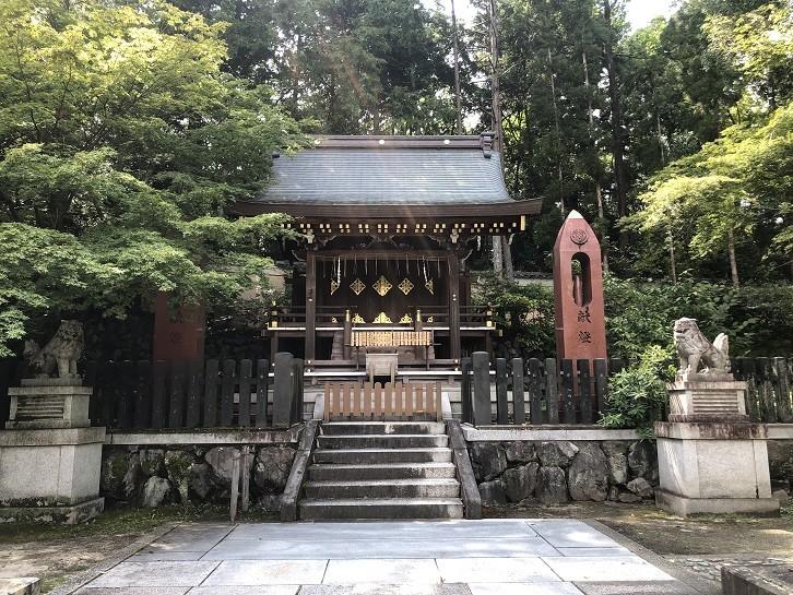 今宮神社 織姫社