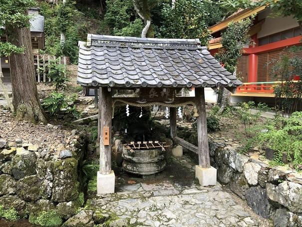 松尾大社 亀の井