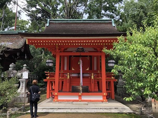 北野天満宮 地主神社