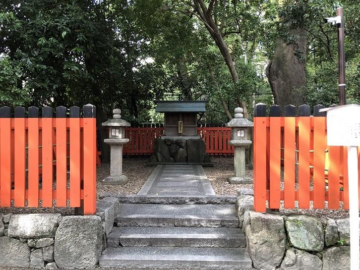 下鴨神社 印納社