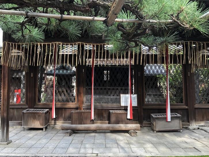 下御霊神社 三社