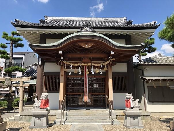 菅原神社 本殿