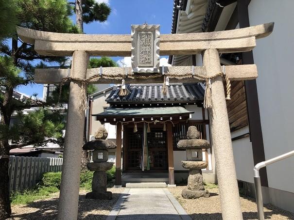 菅原神社 龍神社
