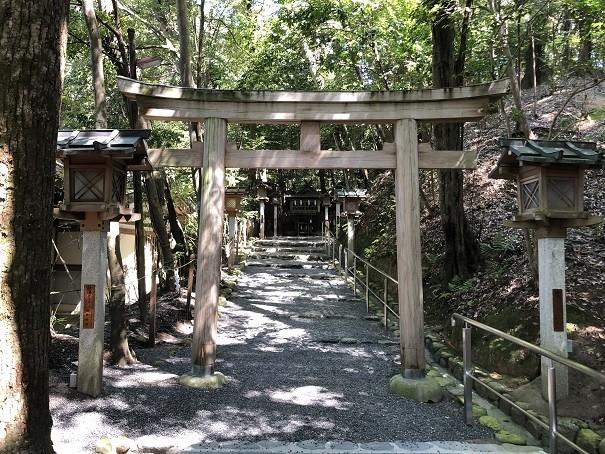 神宝神社(末社)