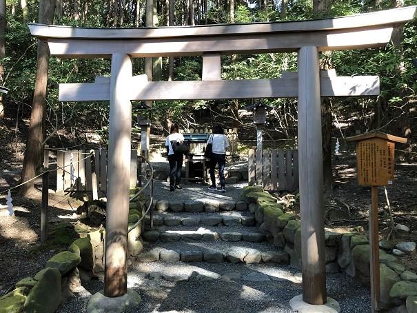 磐座神社(摂社)