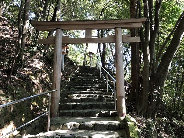 活日神社(摂社)