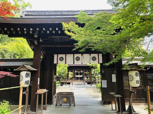梨木神社のアクセス