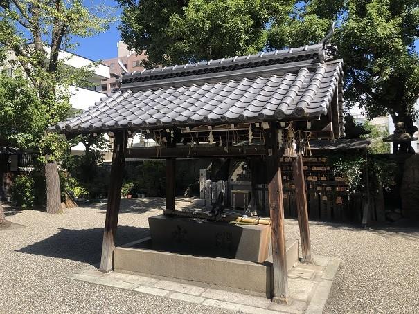 廣田神社 手水舎