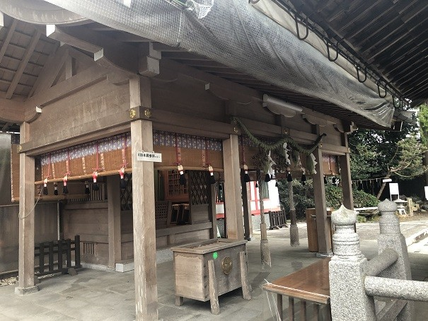 稗田野神社 本殿