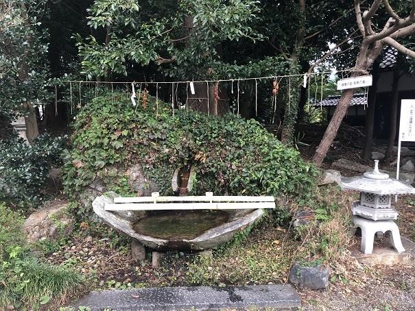 稗田野神社 長寿の瀧
