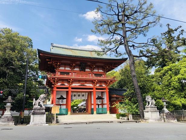 疫病を抑える神社として創建した「今宮神社」の歴史
