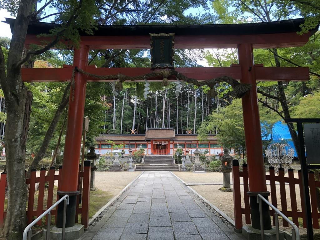 大原野神社